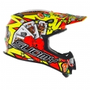 Suomy MR JUMP Off-Road-Helm Jackpot gelb